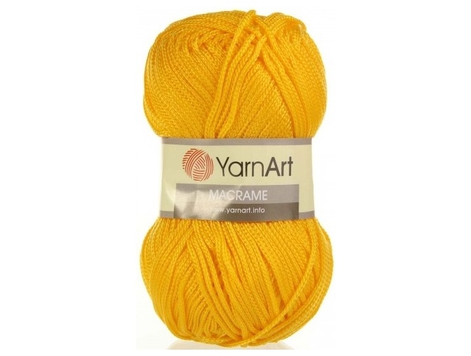YarnArt Macrame 100% polyester, 6 Skein Value Pack, 540g фото 9