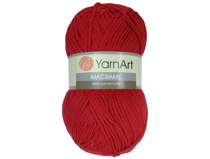 YarnArt Macrame 100% polyester, 6 Skein Value Pack, 540g фото 10