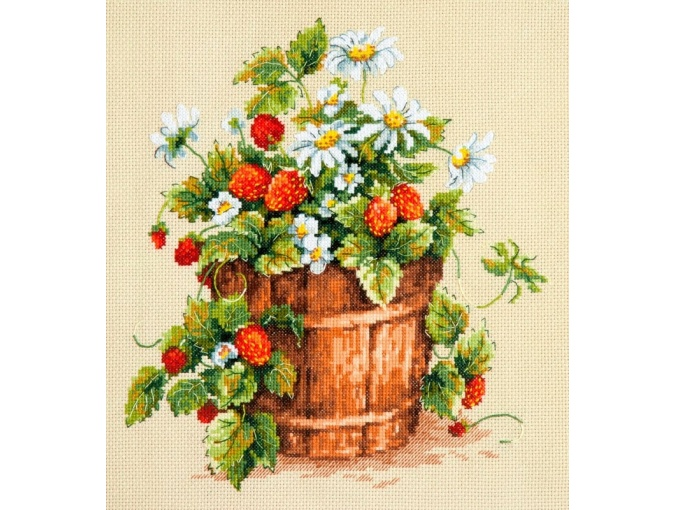 Taste of Summer Cross Stitch Kit фото 1