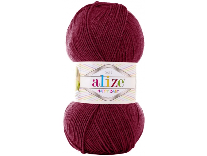 Alize Happy Baby 65% Acrylic, 35% Polyamide, 5 Skein Value Pack, 500g фото 27