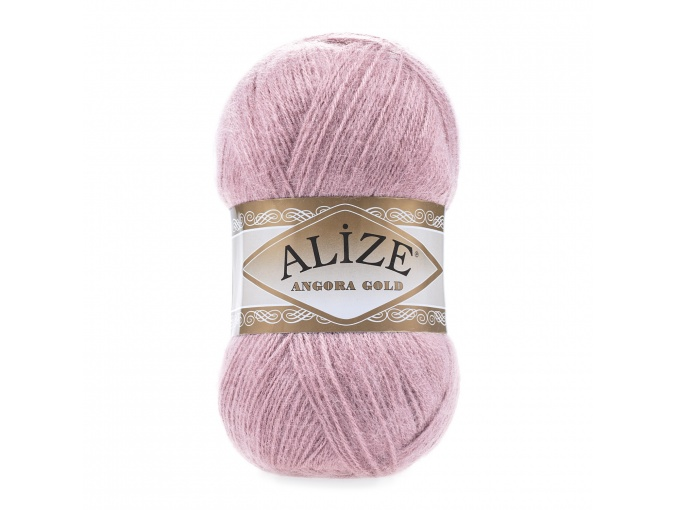 Alize Angora Gold, 10% Mohair, 10% Wool, 80% Acrylic 5 Skein Value Pack, 500g фото 45