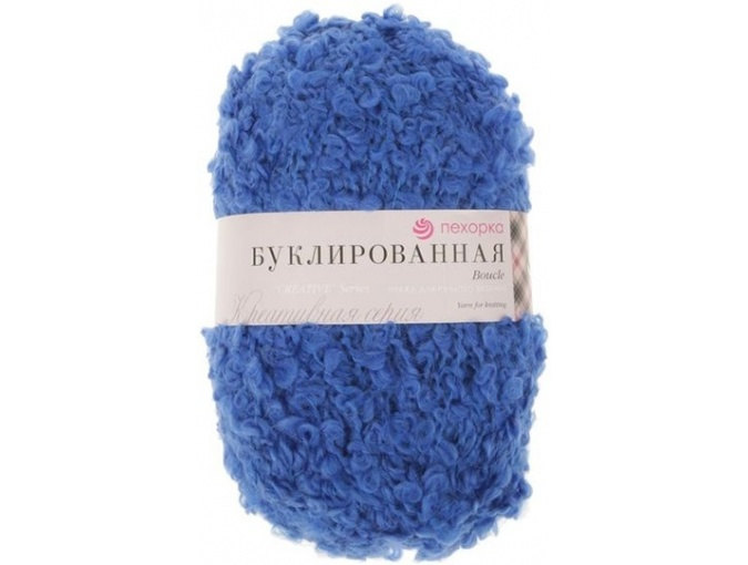 Pekhorka Boucle, 30% Mohair, 20% Wool, 50% Acrylic, 5 Skein Value Pack, 1000g фото 8