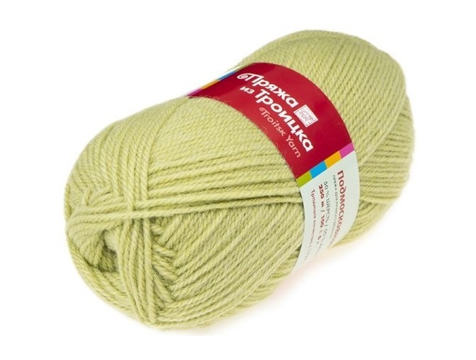Troitsk Wool Countryside, 50% wool, 50% acrylic 10 Skein Value Pack, 1000g фото 50