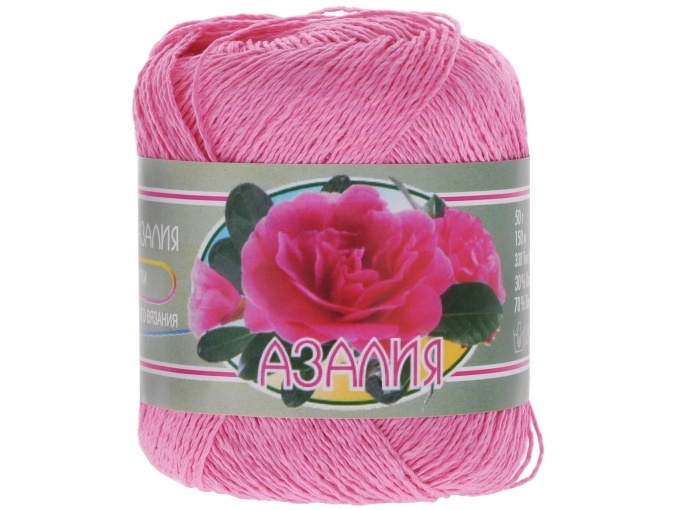 Kirova Fibers Azalea, 30% cotton, 70% viscose 4 Skein Value Pack, 200g фото 8