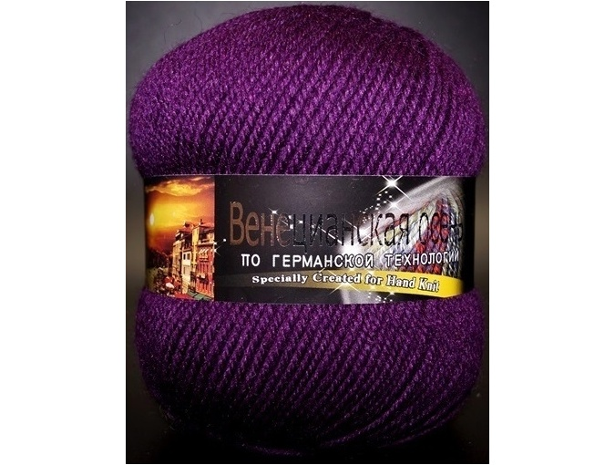 Color City Venetian Autumn 85% Merino Wool, 15% Acrylic, 5 Skein Value Pack, 500g фото 73