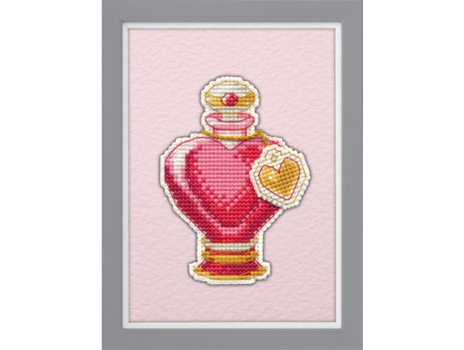 Love Potion Cross Stitch Kit фото 1