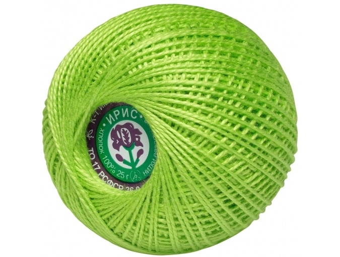 Kirova Fibers Iris, 100% cotton, 6 Skein Value Pack, 150g фото 77