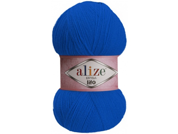 Alize Extra Life 100% Acrylic, 5 Skein Value Pack, 500g фото 23