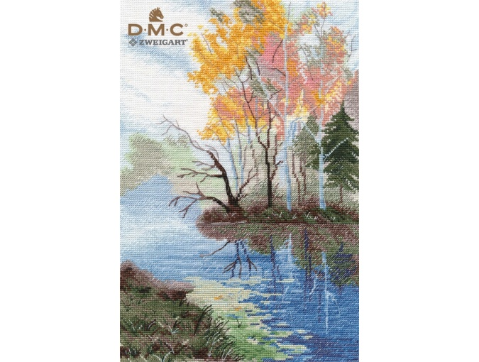 Оn the Lake Cross Stitch Kit  фото 1