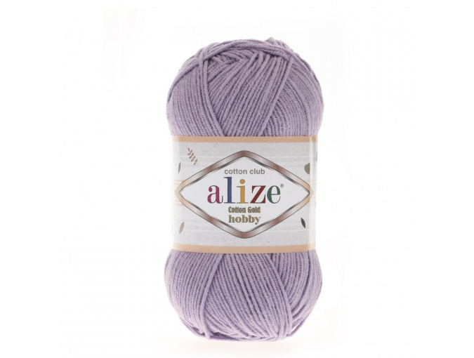 Alize Cotton Gold Hobby 55% cotton, 45% acrylic 5 Skein Value Pack, 250g фото 1