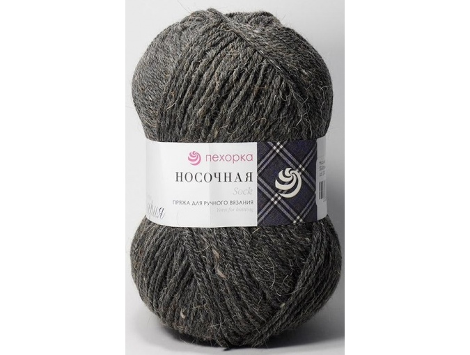 Pekhorka For Socks, 50% Wool, 50% Acrylic 10 Skein Value Pack, 1000g фото 14