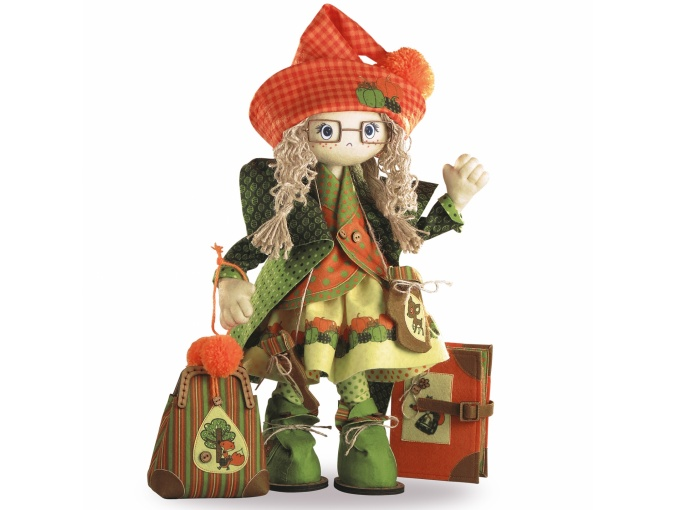 Favorite Heroes. Autumn Doll Sewing Kit фото 1
