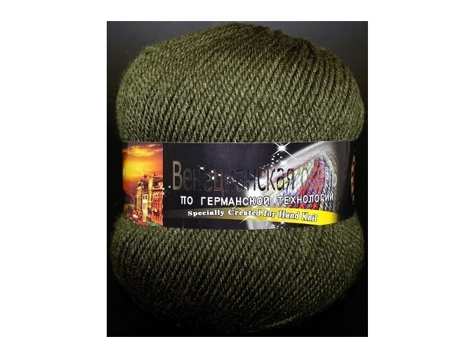 Color City Venetian Autumn 85% Merino Wool, 15% Acrylic, 5 Skein Value Pack, 500g фото 95