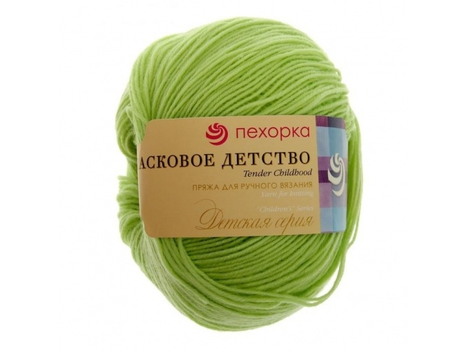 Pekhorka Tender Childhood, 100% Merino Wool 5 Skein Value Pack, 250g фото 10