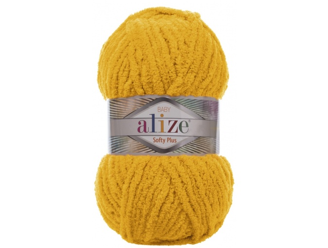 Alize Softy Plus, 100% Micropolyester 5 Skein Value Pack, 500g фото 18
