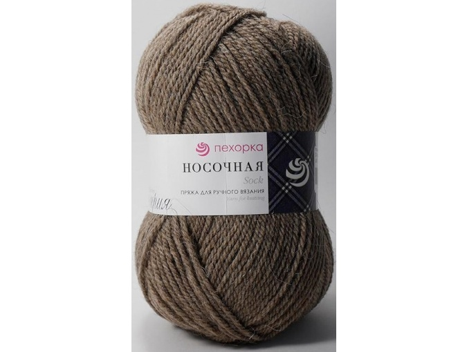 Pekhorka For Socks, 50% Wool, 50% Acrylic 10 Skein Value Pack, 1000g фото 31