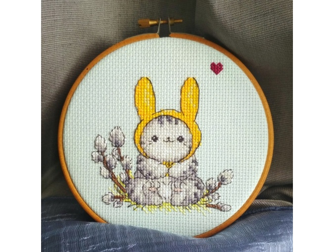 Ready for Easter! Cross Stitch Pattern фото 2