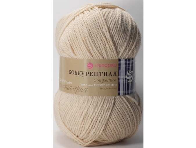 Pekhorka Competitive, 50% Wool, 50% Acrylic 10 Skein Value Pack, 1000g фото 33