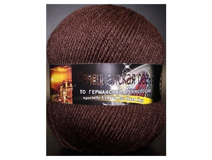 Color City Venetian Autumn 85% Merino Wool, 15% Acrylic, 5 Skein Value Pack, 500g фото 108