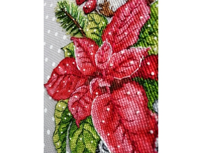 Winter Mood Cross Stitch Chart фото 4