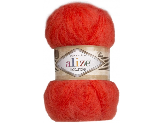 Alize Naturale, 60% Wool, 40% Cotton, 5 Skein Value Pack, 500g фото 3