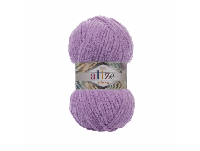Alize Softy Plus, 100% Micropolyester 5 Skein Value Pack, 500g фото 1