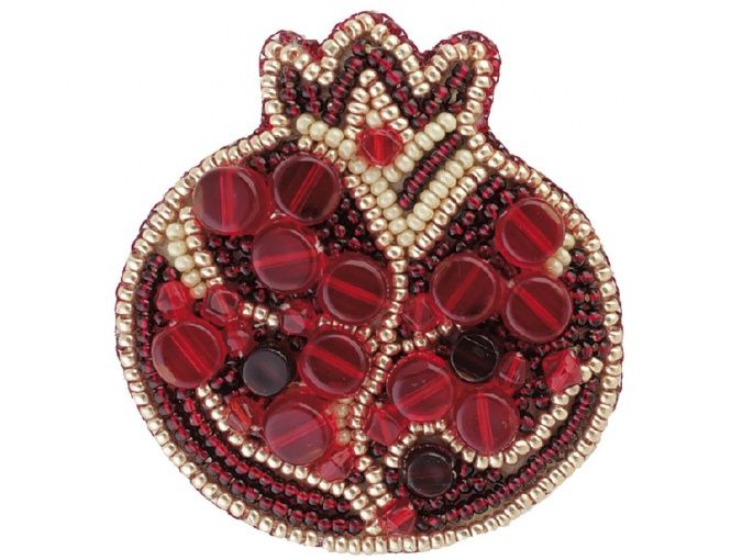 Pomegranate Embroidery Kit фото 1