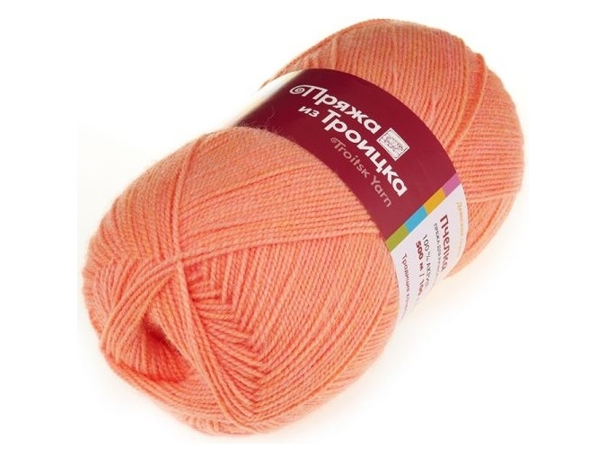 Troitsk Wool Bee, 100% acrylic 10 Skein Value Pack, 1000g фото 9