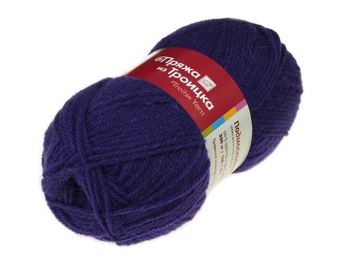 Troitsk Wool Countryside, 50% wool, 50% acrylic 10 Skein Value Pack, 1000g фото 3
