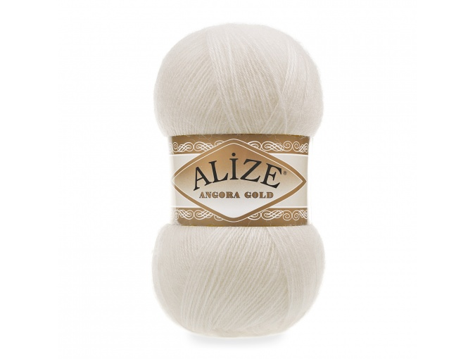 Alize Angora Gold, 10% Mohair, 10% Wool, 80% Acrylic 5 Skein Value Pack, 500g фото 18