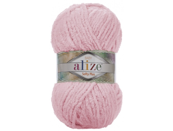 Alize Softy Plus, 100% Micropolyester 5 Skein Value Pack, 500g фото 6