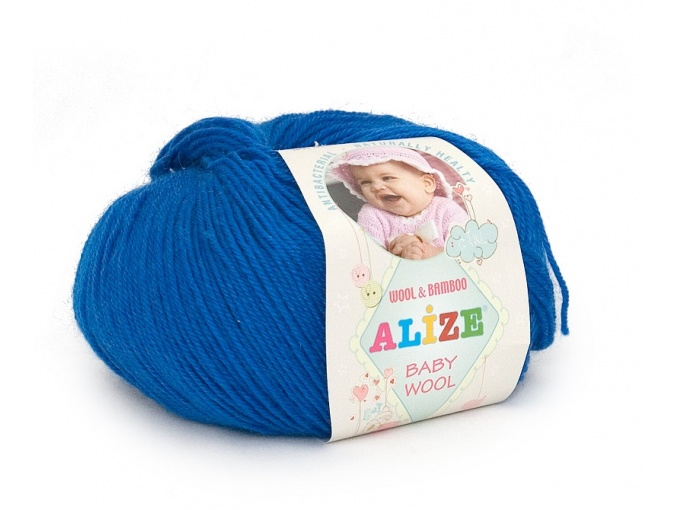 Alize Baby Wool, 40% wool, 20% bamboo, 40% acrylic 10 Skein Value Pack, 500g фото 19