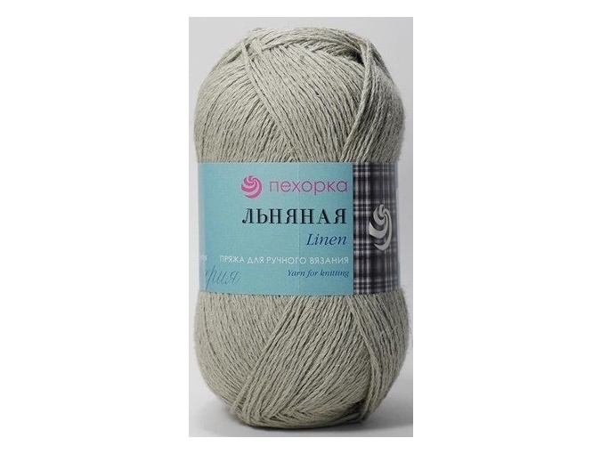 Pekhorka Linen, 55% Linen, 45% Cotton, 5 Skein Value Pack, 500g фото 8