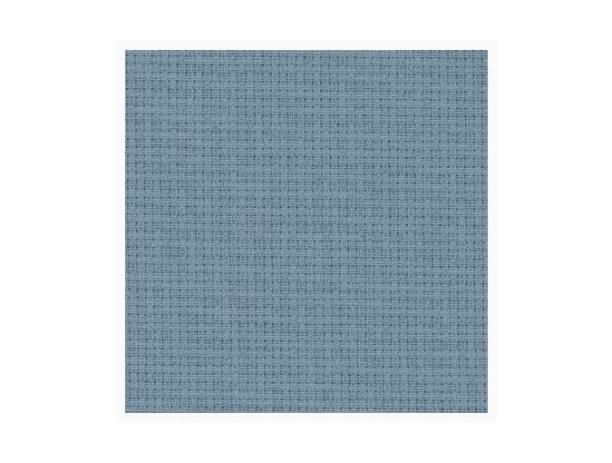 14 Count Stern-Aida Fabric by Zweigart 3706/594 Misty Blue фото 1