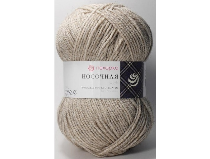 Pekhorka For Socks, 50% Wool, 50% Acrylic 10 Skein Value Pack, 1000g фото 23