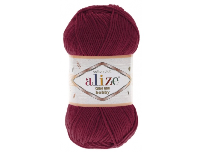 Alize Cotton Gold Hobby 55% cotton, 45% acrylic 5 Skein Value Pack, 250g фото 28