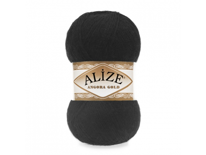 Alize Angora Gold, 10% Mohair, 10% Wool, 80% Acrylic 5 Skein Value Pack, 500g фото 17