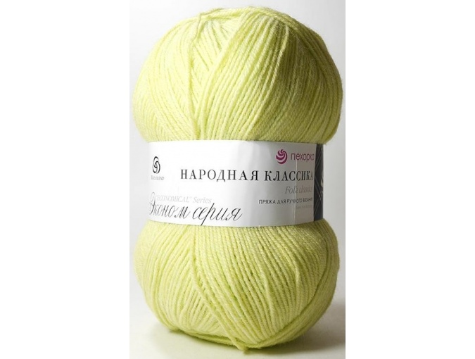 Pekhorka Folk Classics, 30% Wool, 70% Acrylic 5 Skein Value Pack, 500g фото 18