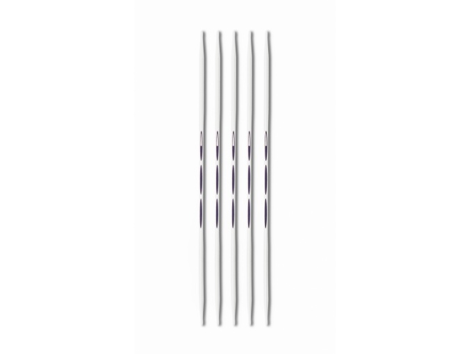 Double-pointed knitting needles, Ergonomic, 2,5mm фото 2