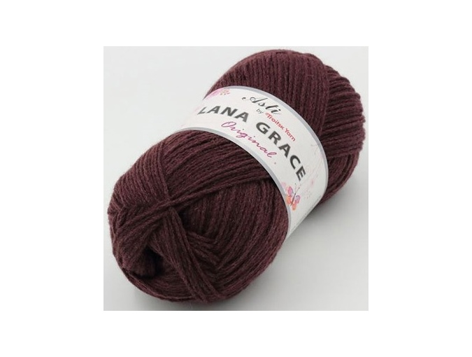 Troitsk Wool Lana Grace Original, 25% Merino wool, 75% Super soft acrylic 5 Skein Value Pack, 500g фото 7