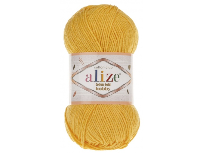 Alize Cotton Gold Hobby 55% cotton, 45% acrylic 5 Skein Value Pack, 250g фото 22