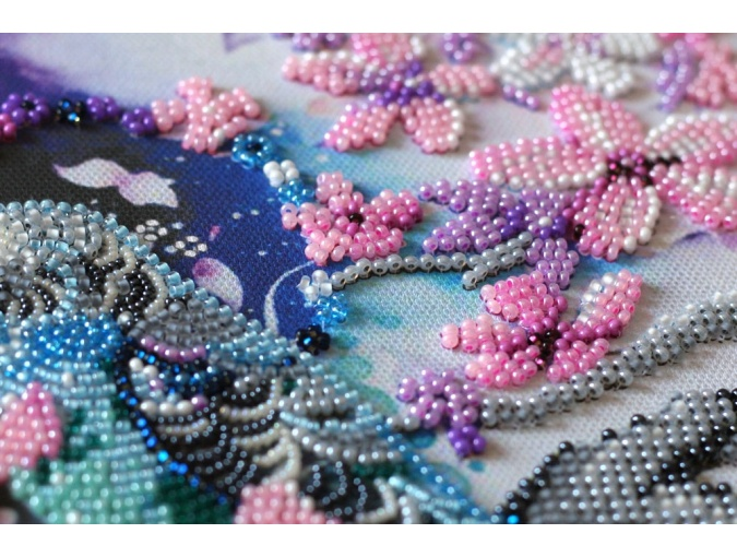 Inseparable Bead Embroidery Kit фото 7