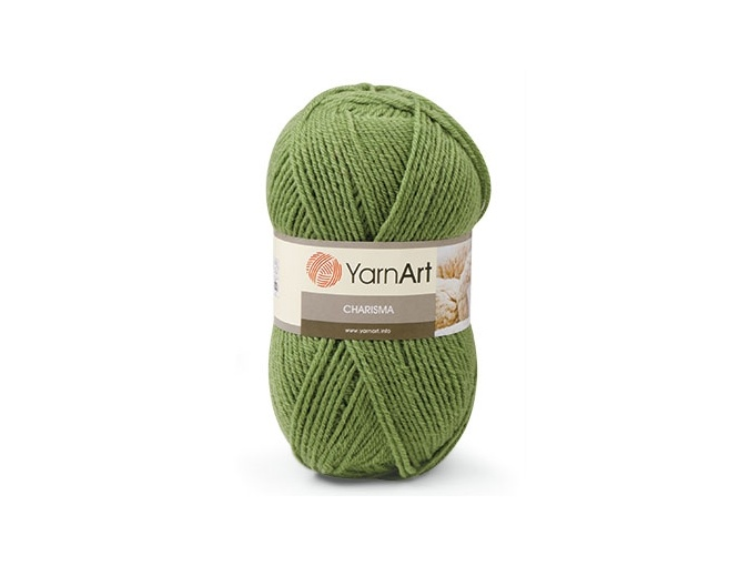 YarnArt Charisma 80% Wool, 20% Acrylic, 5 Skein Value Pack, 500g фото 1