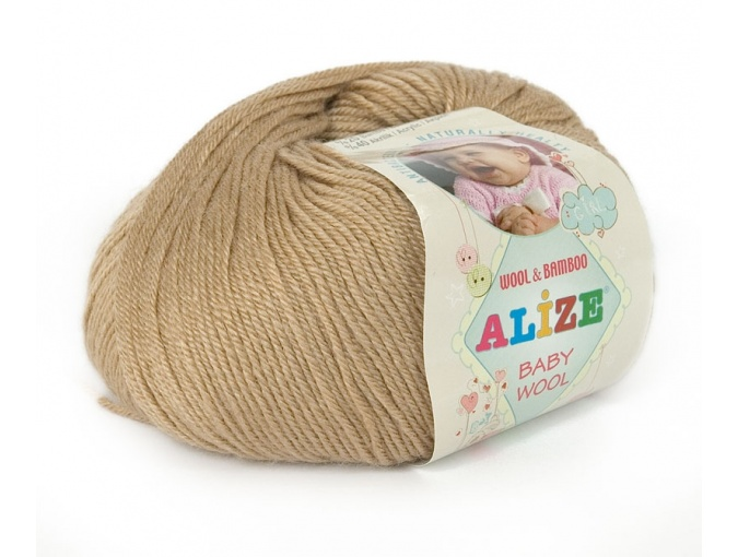 Alize Baby Wool, 40% wool, 20% bamboo, 40% acrylic 10 Skein Value Pack, 500g фото 14