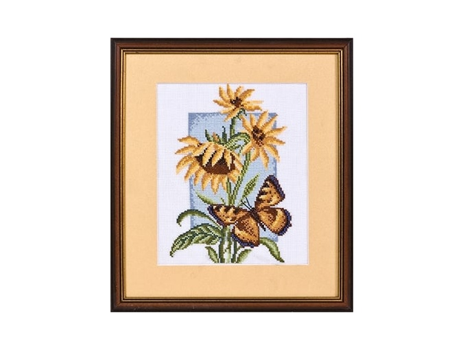 Tortoiseshell Cross Stitch Kit фото 2