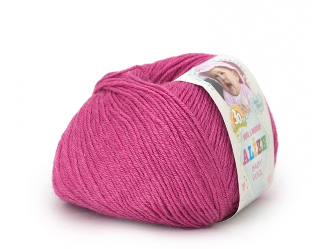 Alize Baby Wool, 40% wool, 20% bamboo, 40% acrylic 10 Skein Value Pack, 500g фото 39