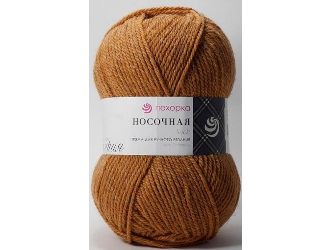 Pekhorka For Socks, 50% Wool, 50% Acrylic 10 Skein Value Pack, 1000g фото 35