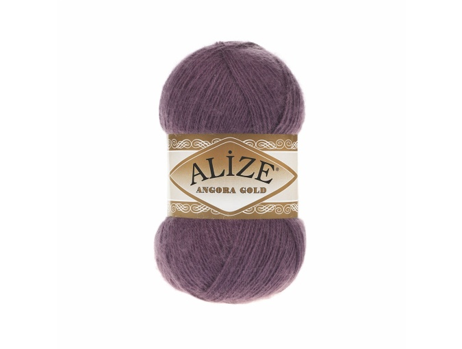 Alize Angora Gold, 10% Mohair, 10% Wool, 80% Acrylic 5 Skein Value Pack, 500g фото 1
