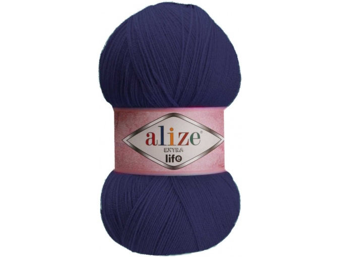 Alize Extra Life 100% Acrylic, 5 Skein Value Pack, 500g фото 30