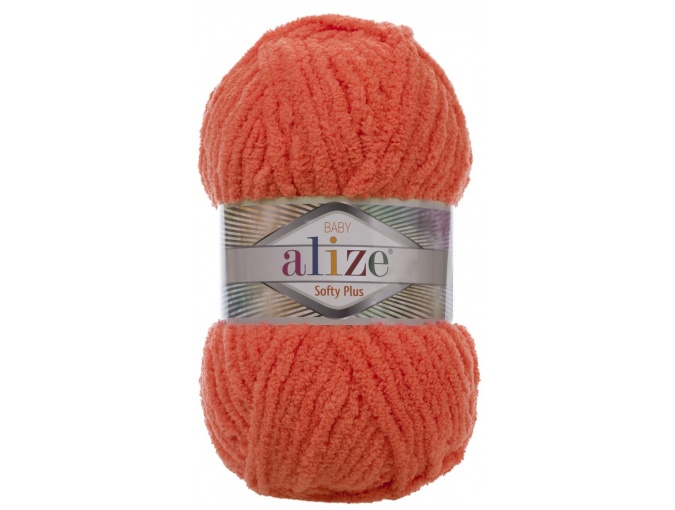 Alize Softy Plus, 100% Micropolyester 5 Skein Value Pack, 500g фото 45